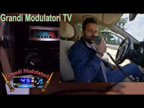 Propagazione canale 45 radio cb  video (21.05.2018)