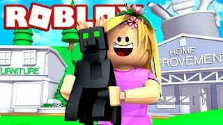 LITTLE KELLY GETS A NEW PET !! | Roblox w/ Little Kelly