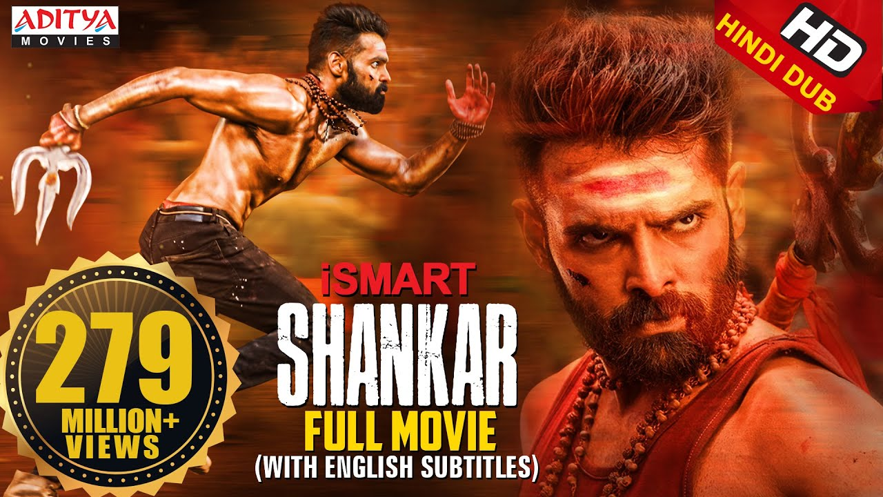 Download iSmart Shankar full movie (2020) | Hindi Dubbed Movie | Ram Pothineni, Nidhi Agerwal, Nabha Natesh