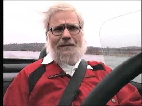 Christer Glenning Testar Bmw Z3 Youtube