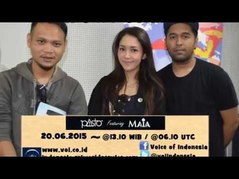 Rising Star PASTO FT MAIA Voice of Indonesia RRI (20 Juni 2015)