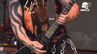 Slayer - Hate worldwide traducida (subtitulos en español)