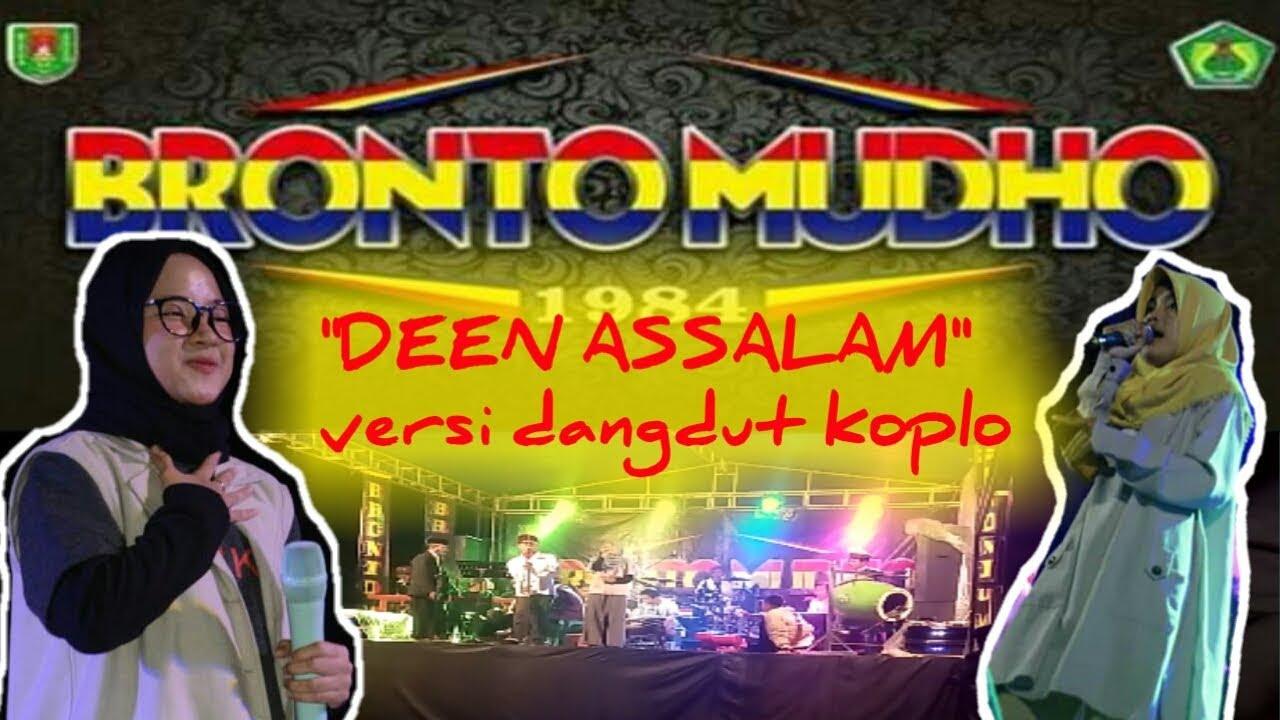 download mp3 deen assalam versi dangdut