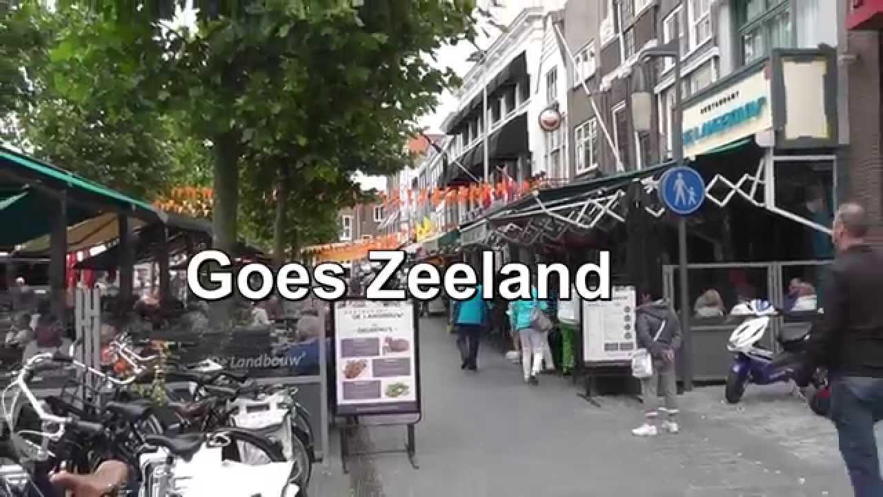Video über Zeeland Domburg Middelburg Oostkapelle