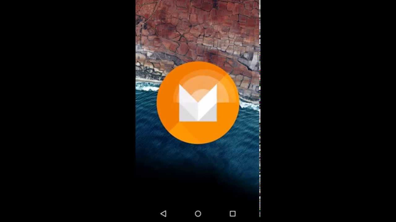 [Android M Nexus 5] Easter Egg ¯\_(ツ)_/¯