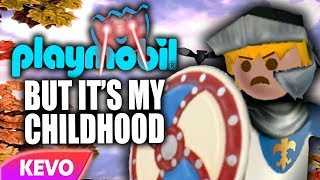 A playmobil game but it