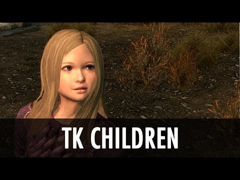 Skyrim Mod Spotlight: TK Children - YouTube