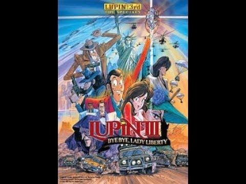 Lupin III: Bye Bye Liberty Crisis (Dub)