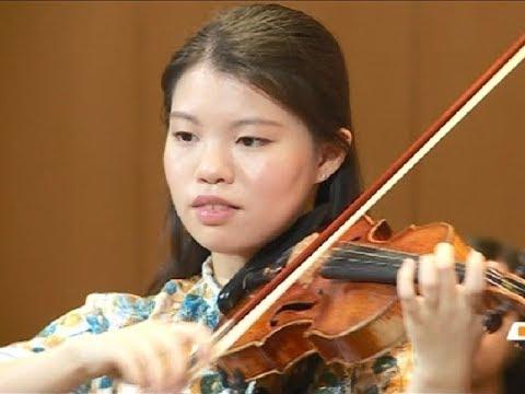 В Красноярске пройдет международный конкурс скрипачей имени Виктора Третьякова