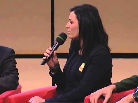 Wintertagung 2013: MEP Elisabeth Köstinger