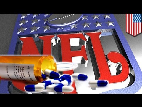 NFL sued by former players for illegally supplying drugs and painkillers