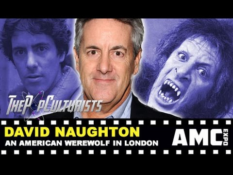 AMC Expo 2016   David Naughton: An American Werewolf in Melbourne