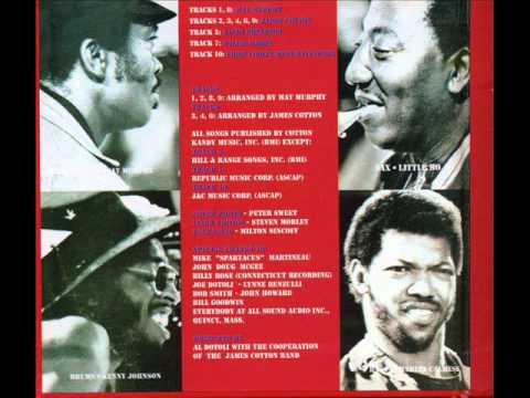 The James Cotton Band Rockett 88