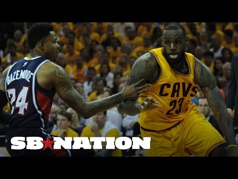 Cavaliers vs. Hawks 2015 Game 4 results: 3 things we learned as Cleveland completed the sweep