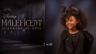 Maleficent: Mistress of Evil | Mini-Maleficent Interviews The Cast | Official Disney UK