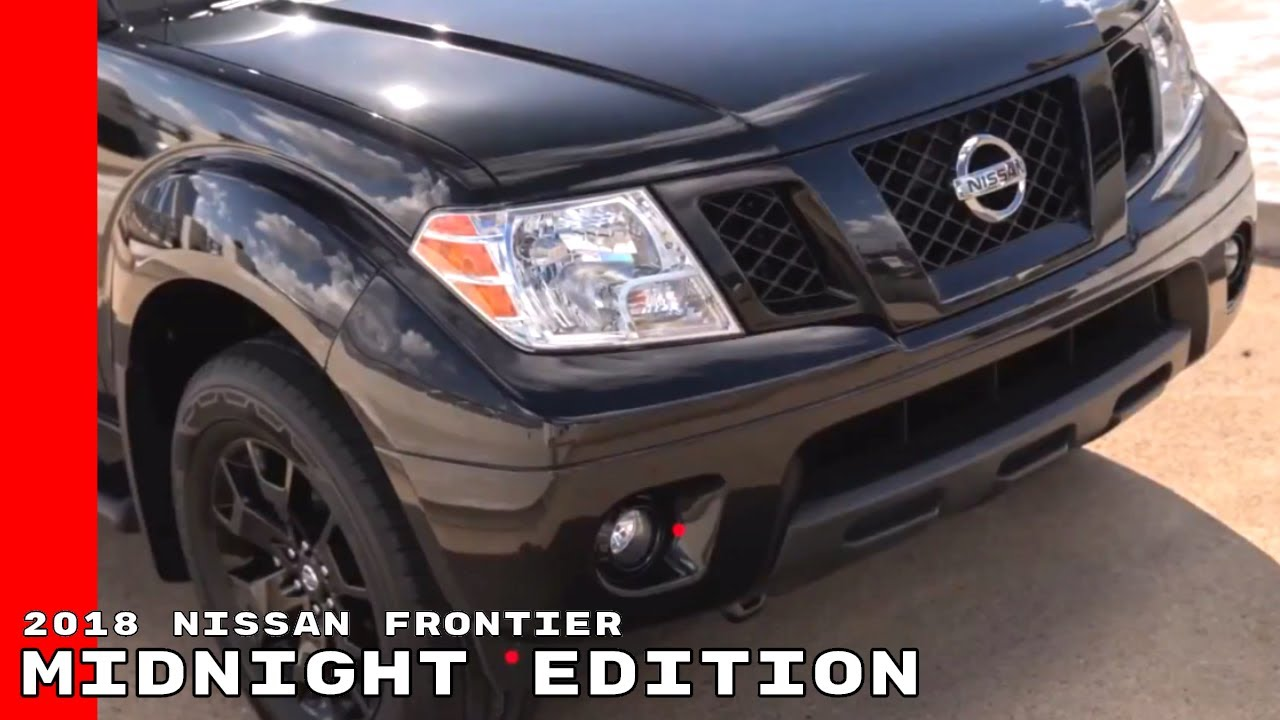 2018 nissan xterra redesign. unique redesign 2018 nissan frontier midnight edition intended nissan xterra redesign