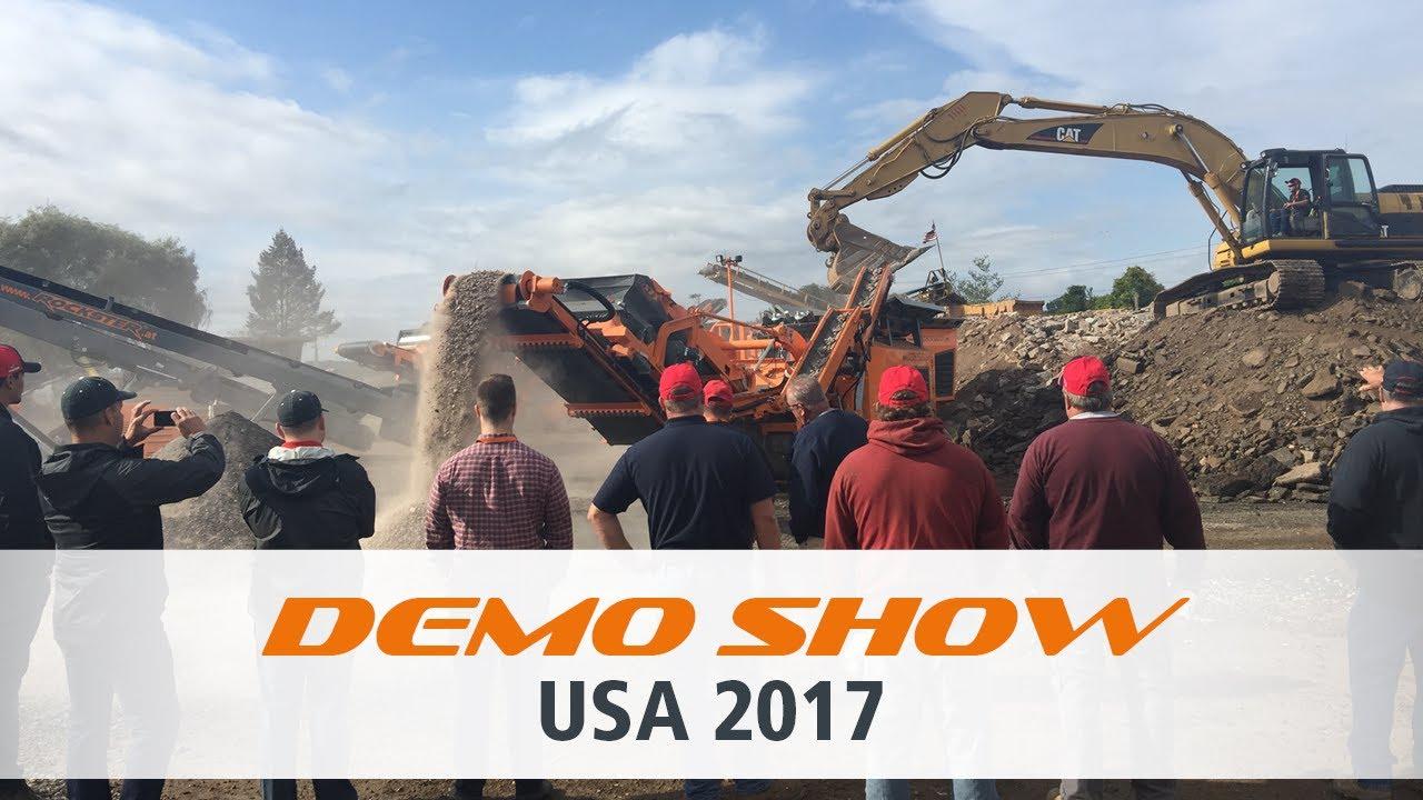 Rockster Demo Show USA 2017