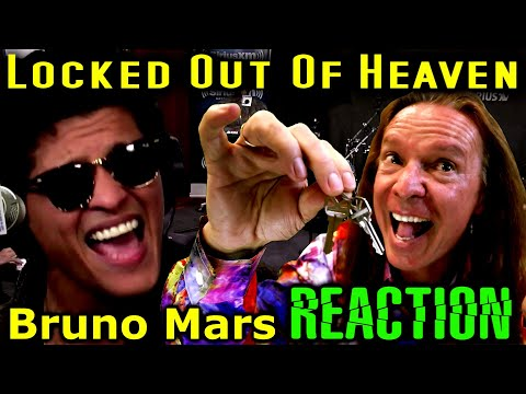 Vocal Coach Reacts To Bruno Mars | Locked Out Of Heaven | Live | Ken Tamplin