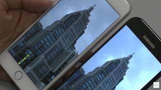 Сравнение Apple iPhone 6 Plus и Samsung Galaxy A7