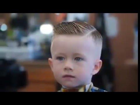 Corte De Cabelo Em Criana 2016 2017 Little Boy Haircut