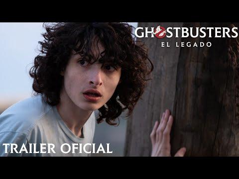 GHOSTBUSTERS: EL LEGADO | Nuevo trailer subtitulado (HD)