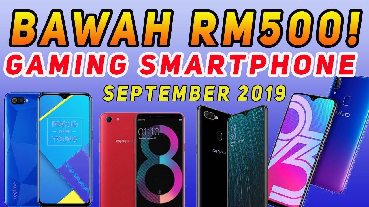 Telefon Terbaik Bawah RM500 2019 ! [Smartphone Gaming Murah]