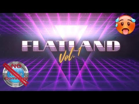 FLATLAND Vol.1 Gameplay 60fps no commentary  