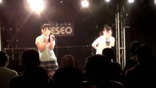 チャチャチャ倶楽部2013.5.26渋谷DESEOライブ 町田有沙 検索動画 3