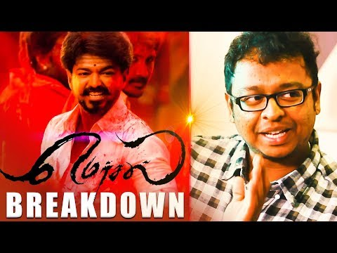 Mersal - Detailed Breakdown Analysis with DOP GK Vishnu | Vijay | US111