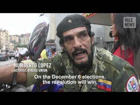 On the Front Lines of Venezuela's Fight for Free Press  Blackout