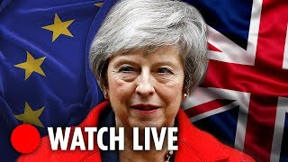 LIVE: Theresa May to cancel Brexit vote in face of certain defeat