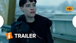 Millennium: A Garota Na Teia De Aranha | Trailer Legendado