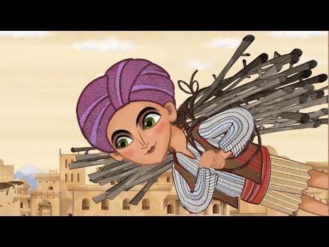 Машины сказки - Али-Баба (15 серия)