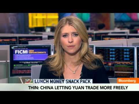 Snack Pack: Precious Metals, Yuan, Junk Bonds