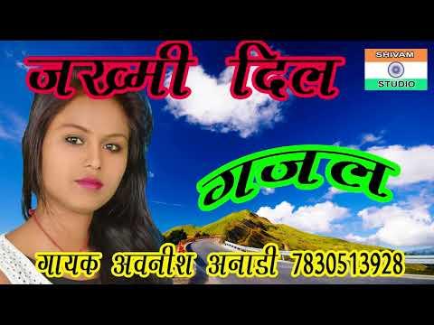 AVNEESH ANARI  GAZAL DARD BHARI NEW MP3 SONG