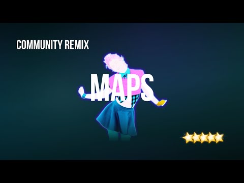 Just Dance 2015 | Maps - Community Remix