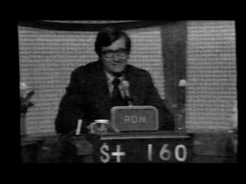 JEOPARDY! 1974-75 Nighttime Syndicated Season