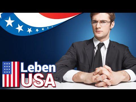 Job finden und arbeiten in den USA, Amerika (Teil 5): Interview / Bewerbungsgespräch