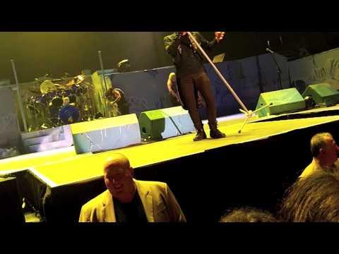 Iron Maiden - Vegas Pit Drama