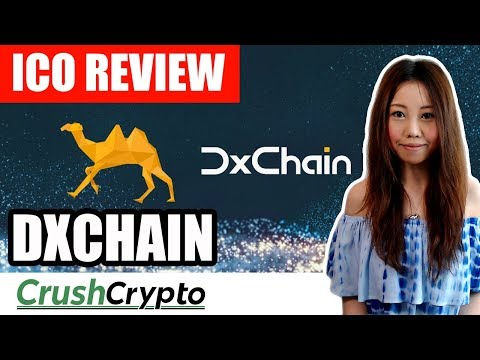 ICO Review: DxChain (DX) - Big Data & Machine Learning Network