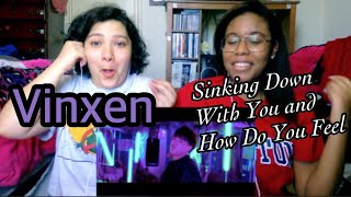 VINXEN 빈첸 SINKING DOWN WITH U And How Do You Feel MV REACTION