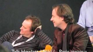 SciFi Convention - David Hewlett & David Nykl - Talk 2