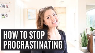 How to Stop Procrastinating - You Will be Shocked at These Tips