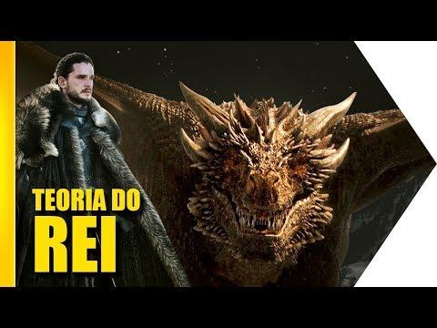 Teoria Nerd: Jon Snow é o verdadeiro Rei de Westeros   OmeleTV