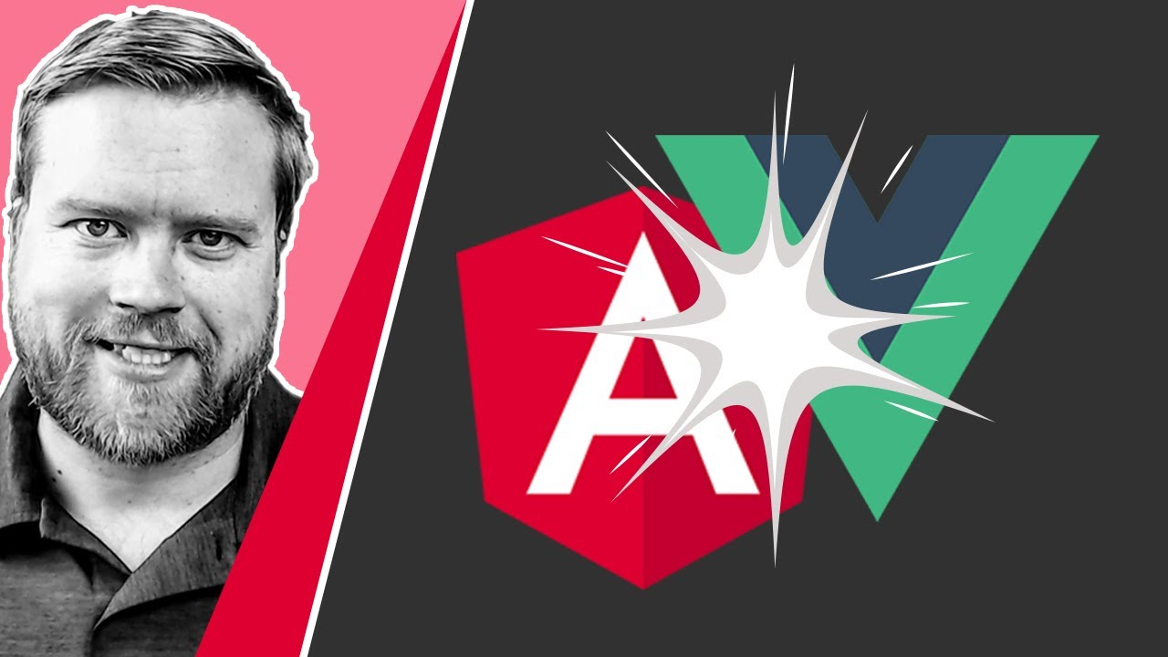 Vue vs Angular: Which Framework Should You Choose In 2021?