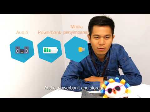 Kick Off Session Bersama Kategori Manager Lazada Indonesia - Elektronik Aksesoris