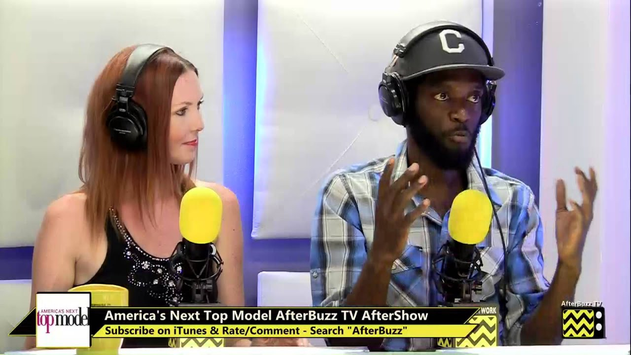 America's Next Top Model After Show w/ Don Benjamin Season 20 Episode 6 | AfterBuzz TV