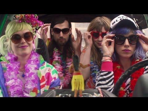 "Tacocat - ""Bridge to Hawaii"" [OFFICIAL VIDEO]"