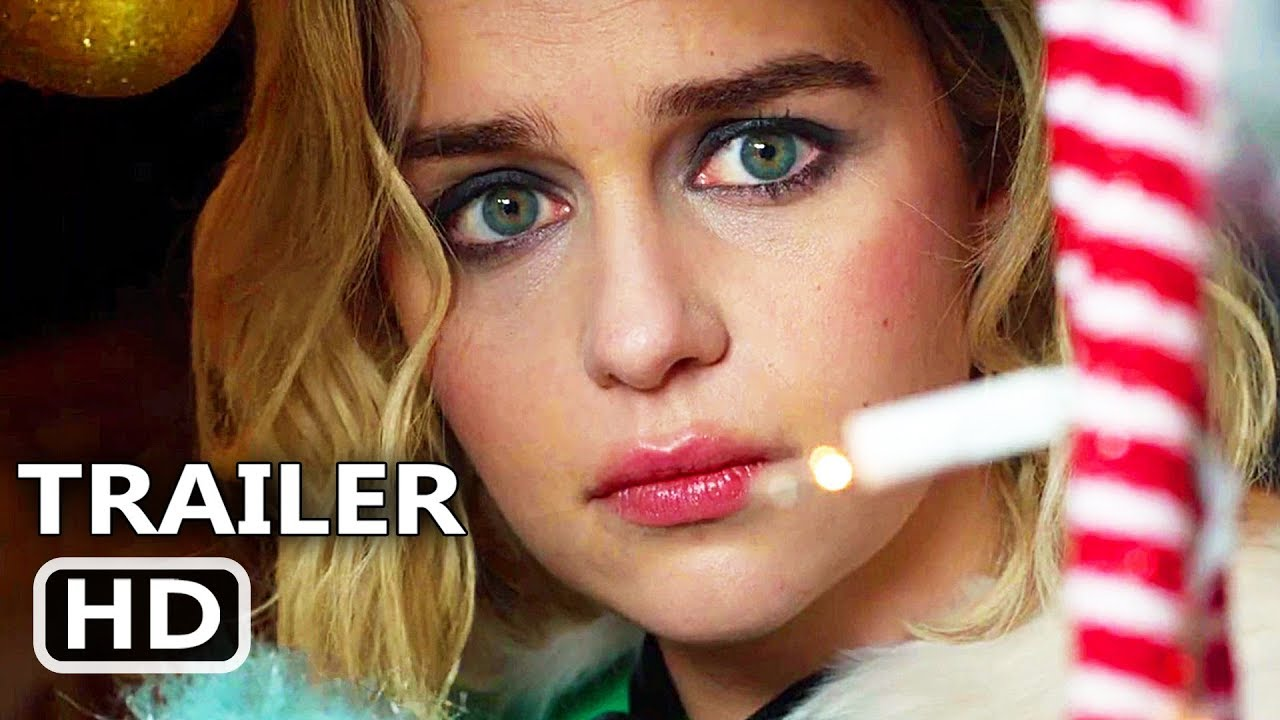 LAST CHRISTMAS Official Trailer (2019