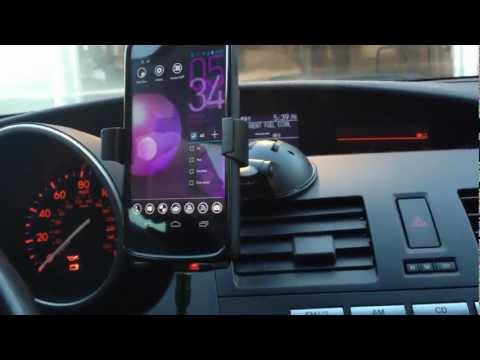 Owl CarPad/G Wireless Qi Car Charger for Nexus 4 - In-Depth REVIEW